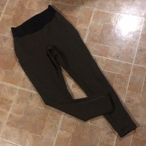 Ann Taylor Loft ponte pants size women's small